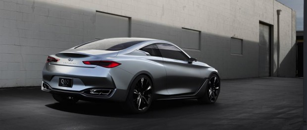 Infiniti Q60 не будут оснащать моторами от Mercedes