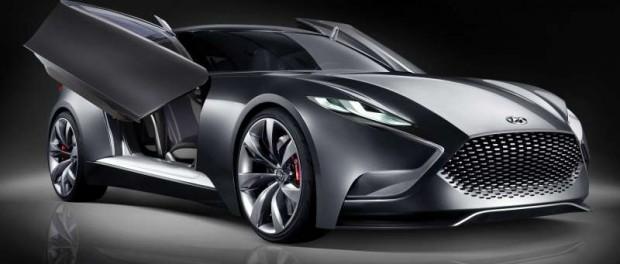 Появилась информация о технических характеристиках нового 3.3L Twin-Turbo V6 от Hyundai