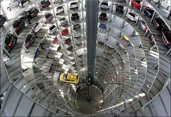 Автомобили паркинги