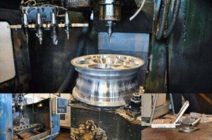 Производство кованых дисков