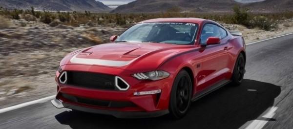 Ford Mustang RTR: дрифт-тюнинг с заводской гарантией