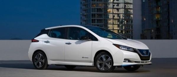 Nissan представил новый Leaf E+