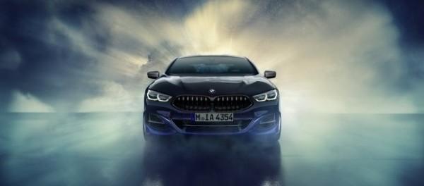 BMW представил флагманское купе BMW M850i