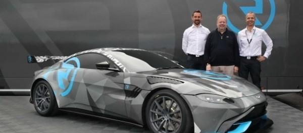 Aston Martin объявил о создании нового монокубка Vantage Cup